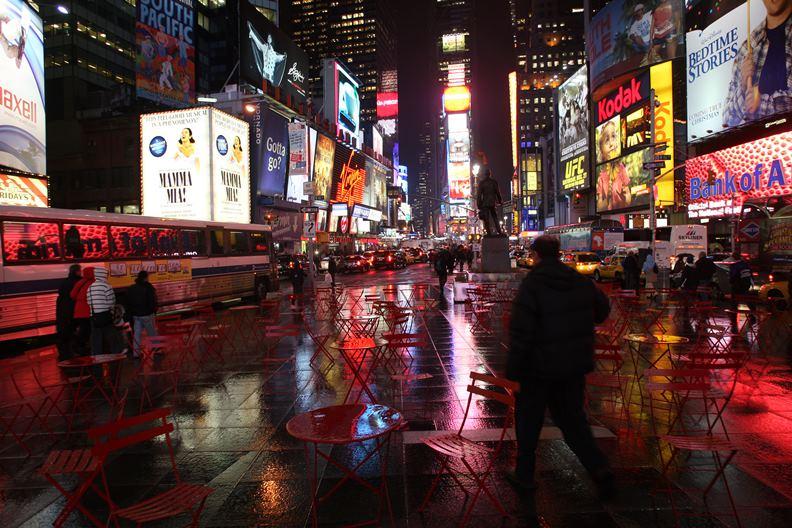 對紐約這種人口組成複雜的大都會來說,如何改善治安是項大挑戰。
