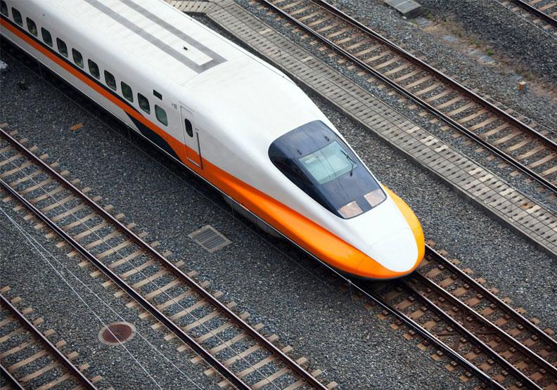 取自臉書「台灣高鐵」。