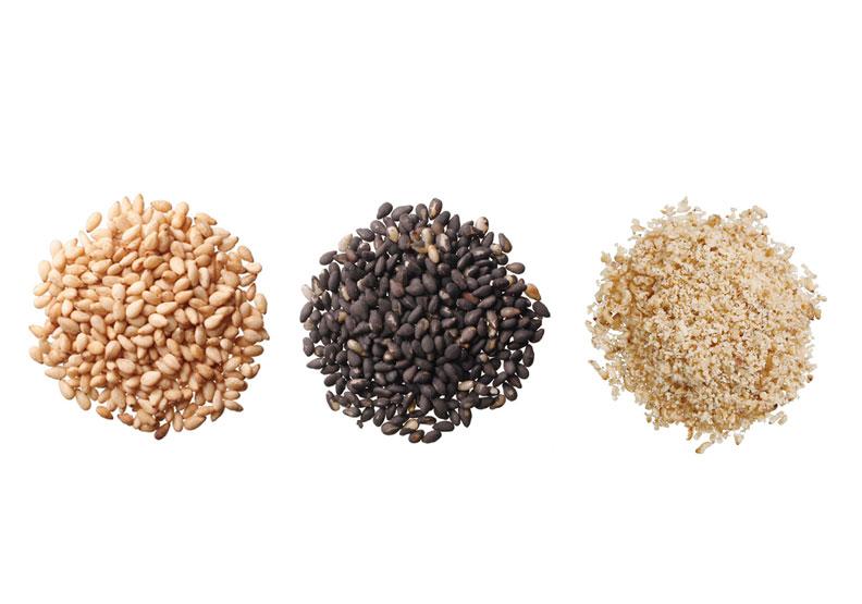 養生食材芝麻:強大抗氧化力、預防生活習慣病