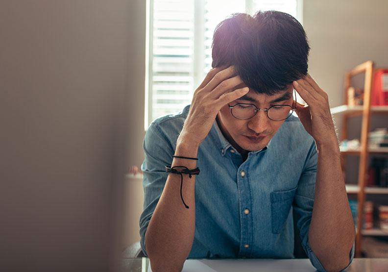 中年容易疲勞、提不起性致...醫:男性更年期求醫不到一成