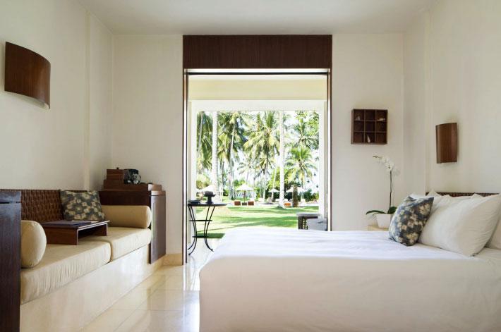 印尼東峇里島偏靜的海濱度假旅宿 Alila Manggis 堅守嚴謹的零浪費政策。來源:Alila Manggis