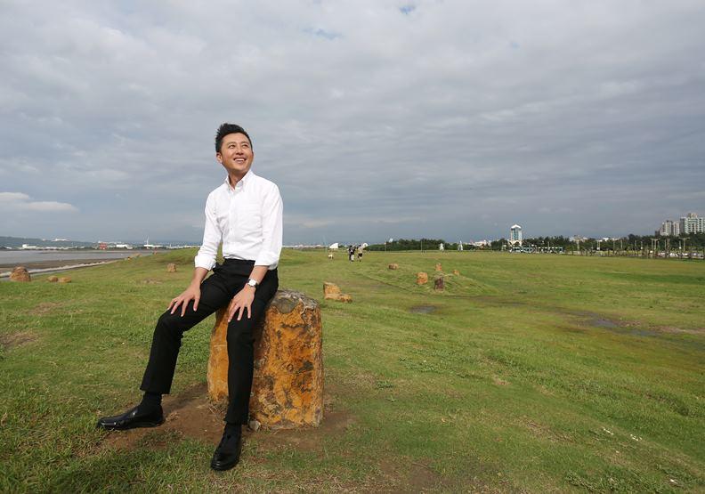 新竹市長林智堅:小城市也可以做夢、打出自己的品牌!