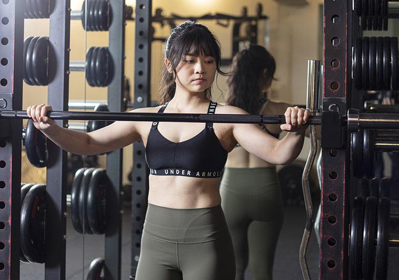 打造「易瘦不易復胖」體質!人氣IG健身女孩增肌減脂計劃
