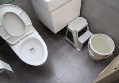 沖馬桶別汙染衛生紙!醫師提醒使用公廁要避免 3 大風險