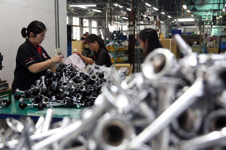 彰化是許多中小企業的故鄉,可惜礙於法規,無法將稅收留給地方。