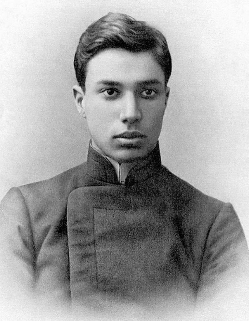 俄羅斯作家鮑里斯.列昂尼多維奇.帕斯捷爾納克。取自維基百科