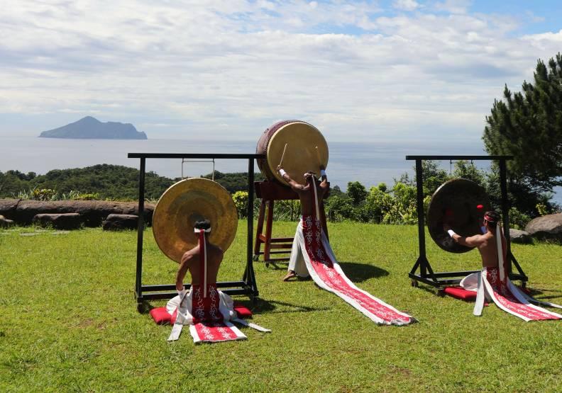 品味鼓聲繚繞的「生活儀式」,就在馥蘭朵宜蘭里山