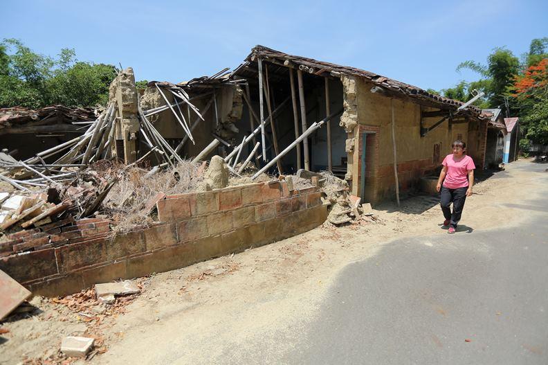 位於高雄西北邊境的田寮區,是許多人口減少鄉鎮的寫照。