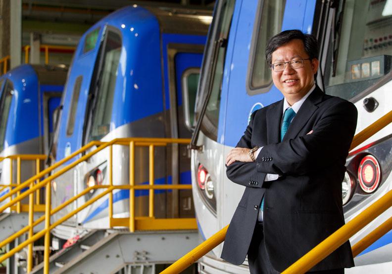 桃園市長鄭文燦:升格不只擴大資源,城市規劃也要不一樣