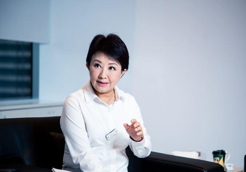 台中市長盧秀燕:改制沒錯,但建設、財政、空汙都是挑戰