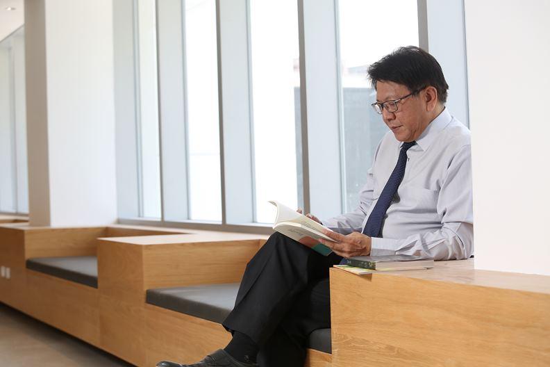 潘孟安希望屏東可以透過閱讀,扭轉偏鄉的命運。