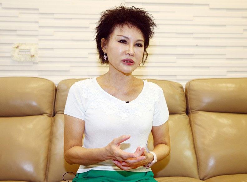 譚敦慈表示,枕頭上的塵蟎最多;取自元氣網。