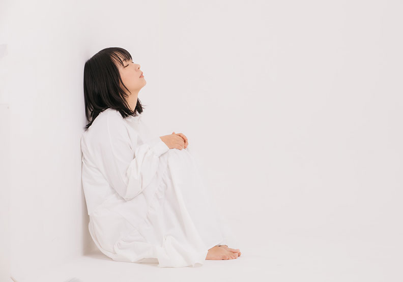憂鬱症也與慢性發炎有密不可分的關係。取自pakutaso
