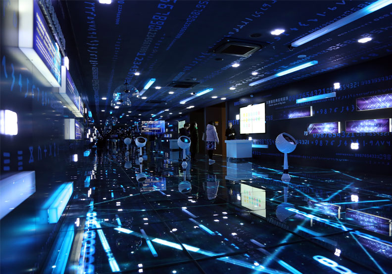 AI的核心就是海量的資料。遠見資料照