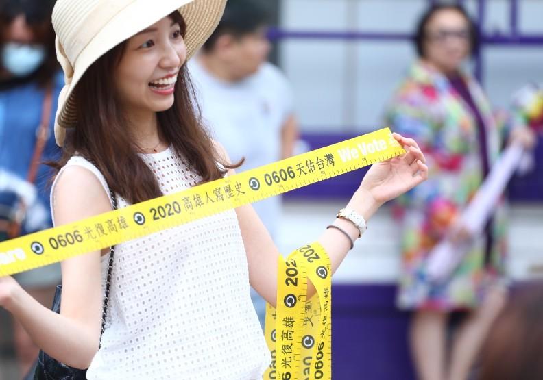 這次高雄市長選舉,市民對韓國瑜投下的不信任票,也是對所有政治人物的一個警惕。