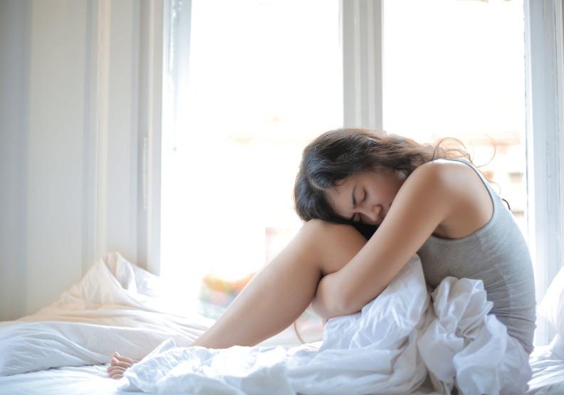 8秒鐘,擁抱吧!讓你睡得好、心情好,更能提升自我肯定力