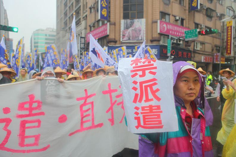 派遣及非正職員工衍生的問題及副作用,也正在入侵台灣的勞動市場。