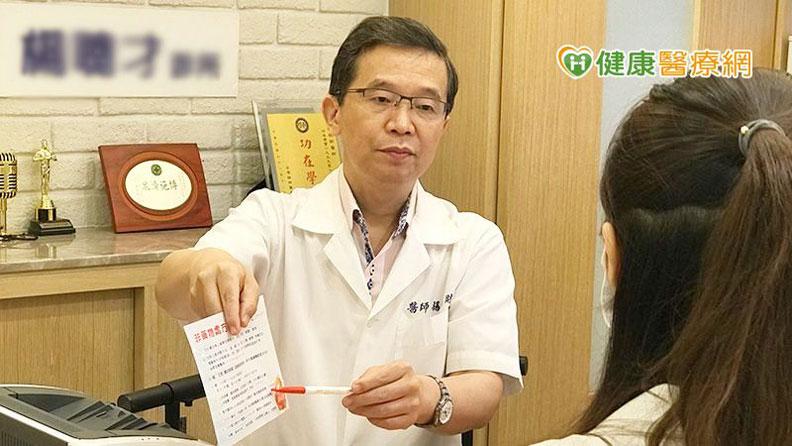 楊聰財醫師。