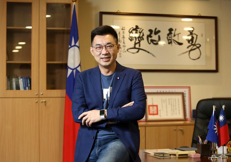任期有限的江啟臣能找出國民黨的「經典款」嗎?