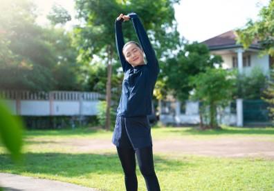 找回平靜的自己,精神醫學專家:運動帶你遠離焦慮與憂鬱