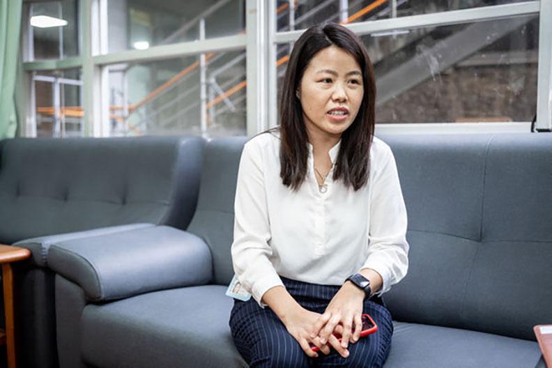 石淑燕表示,拍攝過程中也看到住民不同以往的一面。