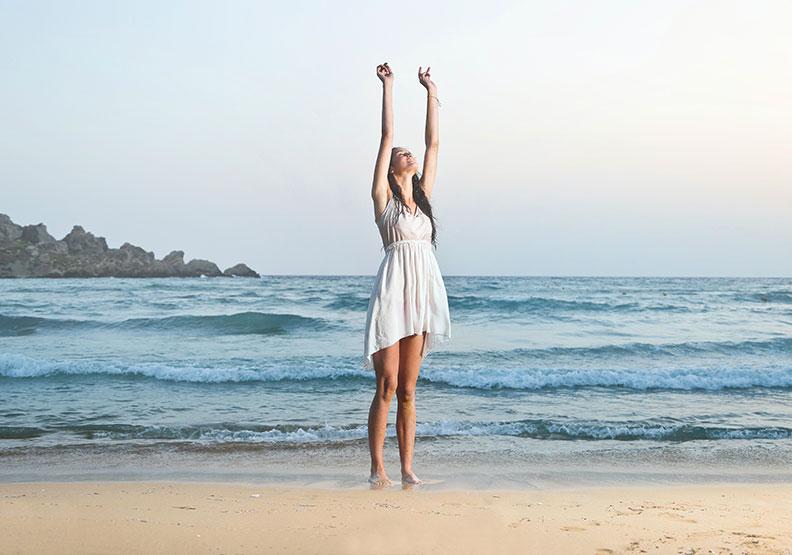 把握陰陽轉換時節,4 個夏至後的「身心靈養護」祕訣