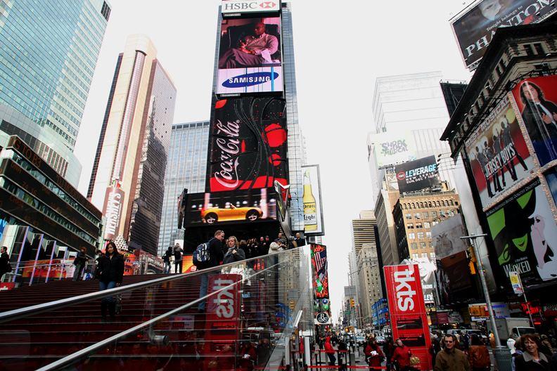 林立的個性店和前衛品牌,是紐約特有的風格。
