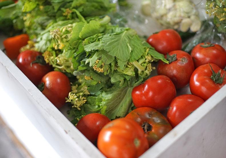 買菜應該要挑蟲咬過的比較安心?蔬果農藥殘留常見 5 問