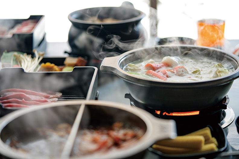 點餐時客人能依照自己的需求享用客製餐;老先覺提供。