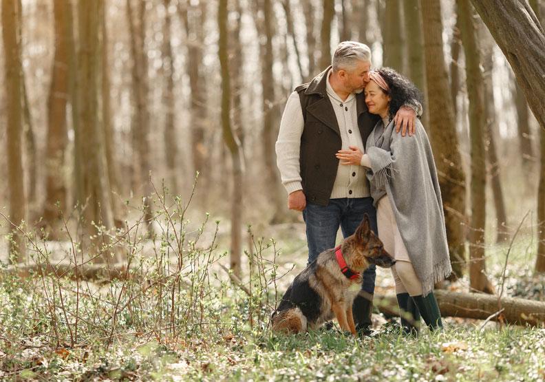 有快樂伴侶、勤運動,可遠離認知功能退化