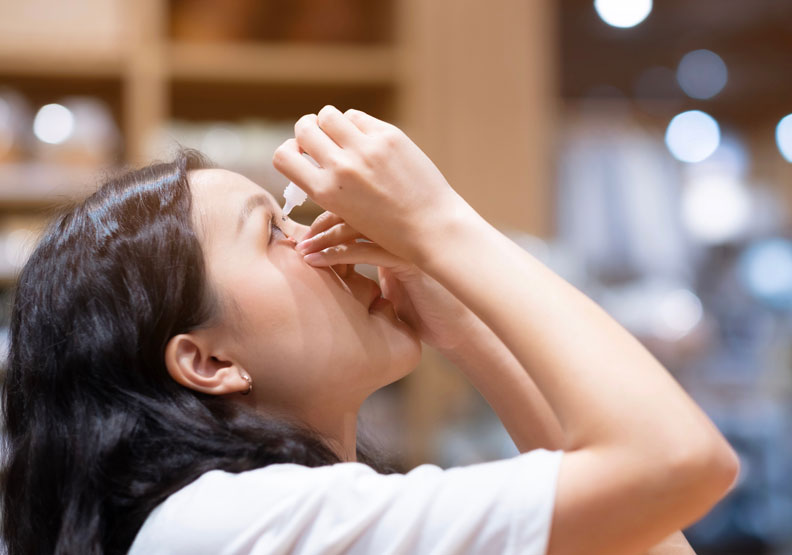 乾眼症是水不夠?可能跟你想得不一樣!跟著醫師一起做乾眼症SPA