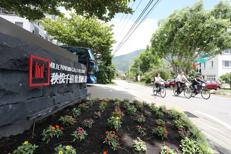 在地經營30年,秧悅從休閒農場轉型為度假酒店。