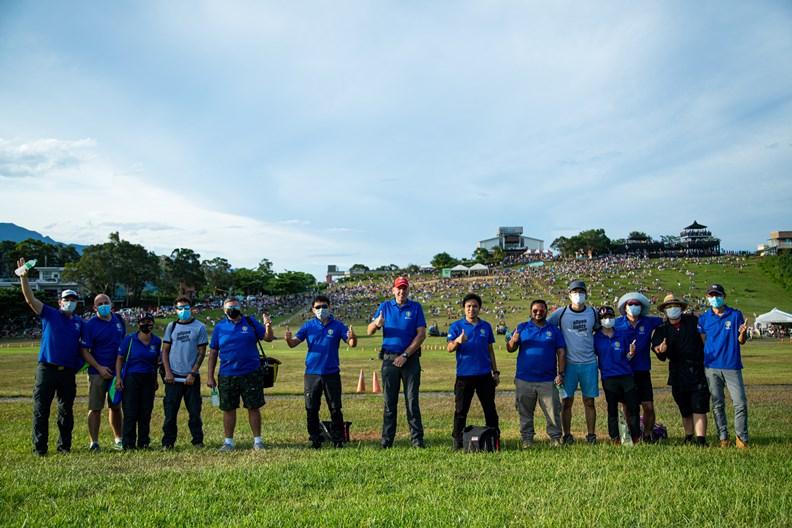 今年願意參與的外籍飛行員,皆對台灣防疫成績大表讚賞,還不時分享台東的熱氣球美照。