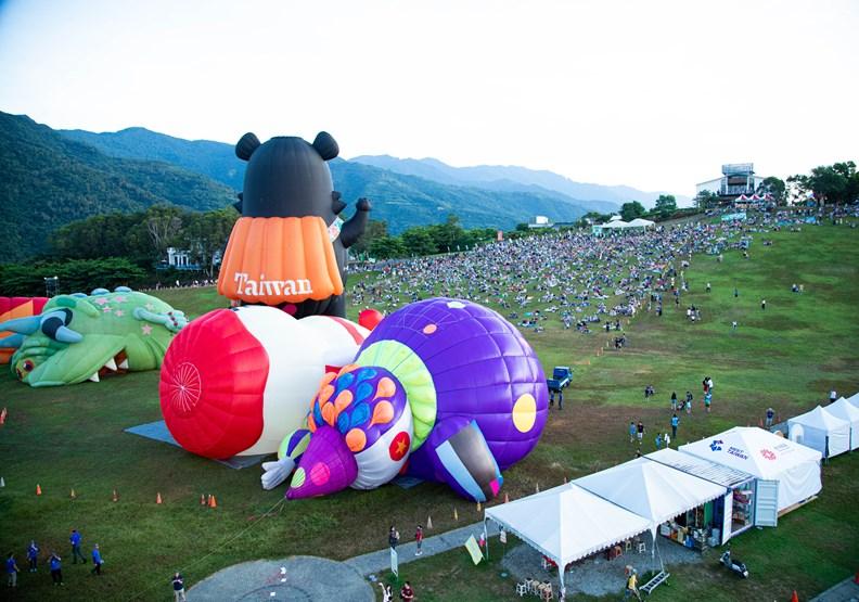 台東熱氣球嘉年華十週年:史上最難的一次,卻散發滿滿正能量!