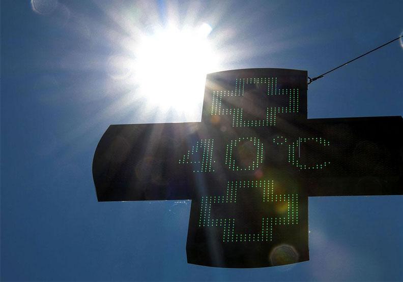 對抗2020破表高溫!城市降溫千萬不能只靠冷氣