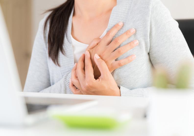 乳房痛很少與乳癌有關!醫師圖文解析,這4大症狀需要注意