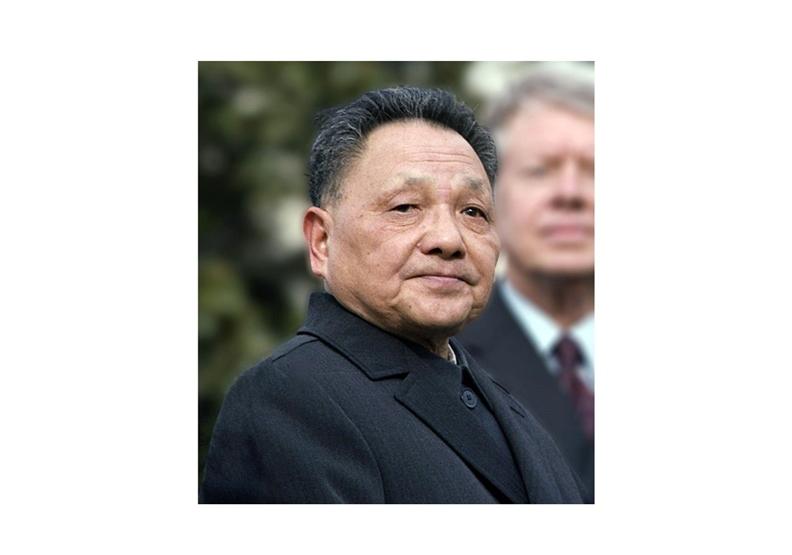 前中共領導人鄧小平,取自維基百科