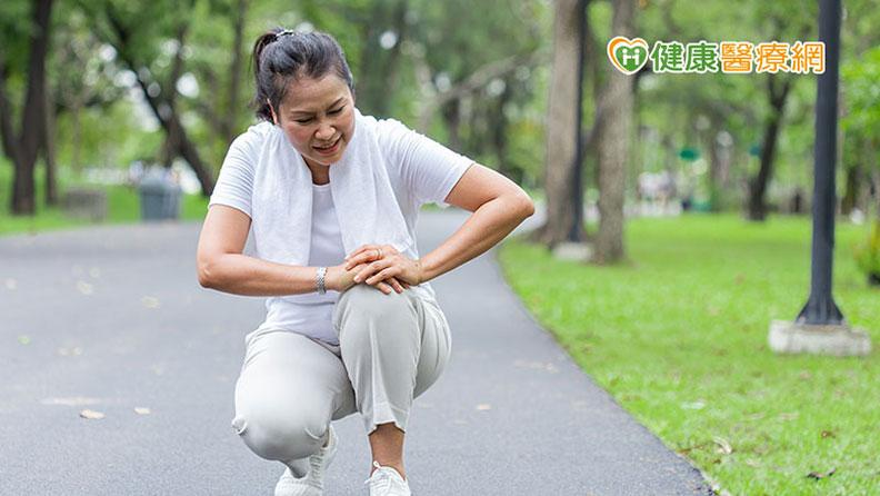 醫師分享,在全世界的醫學研究報告中發現,置換膝關節的患者中,有70%至75%是女性。