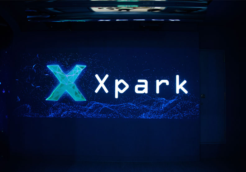 Xpark終於在昨日開幕。