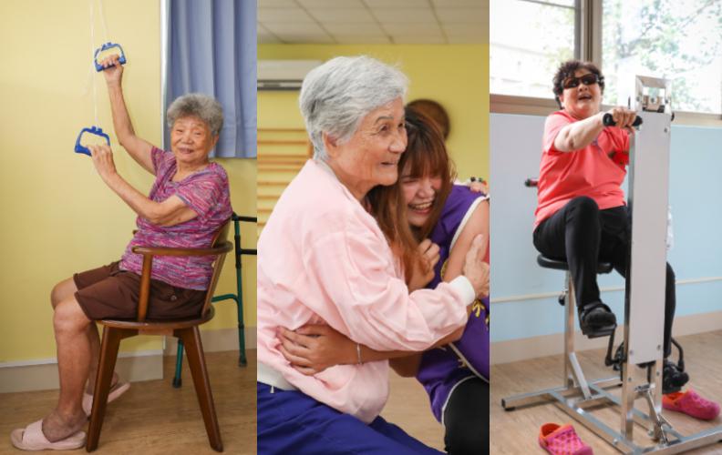 志工能量是關懷據點設置的關鍵,天涯海角溫暖了老人家的心。
