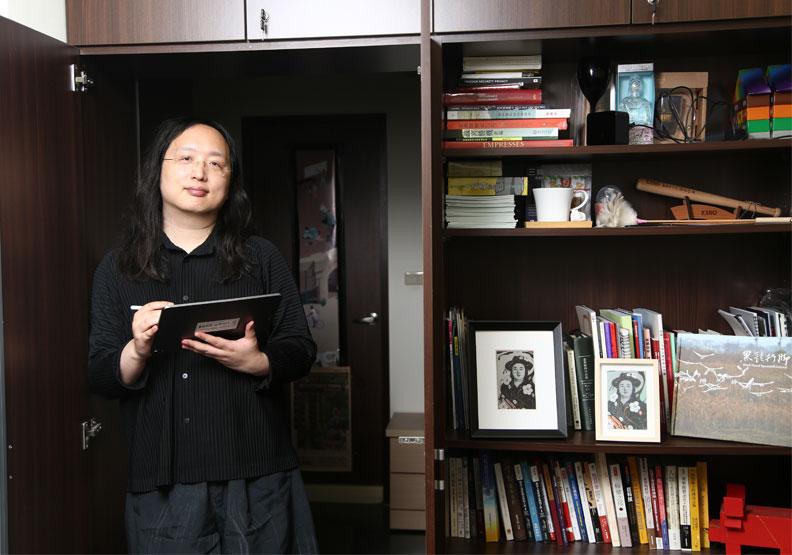 出社會12、13年左右,唐鳳也遇到了工作倦怠期。遠見陳之俊攝影