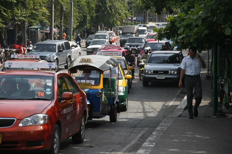 無論先進或落後,交通都是每個城市面臨的挑戰。