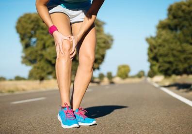 寒流發威,膝蓋好痛!運動記得先暖身