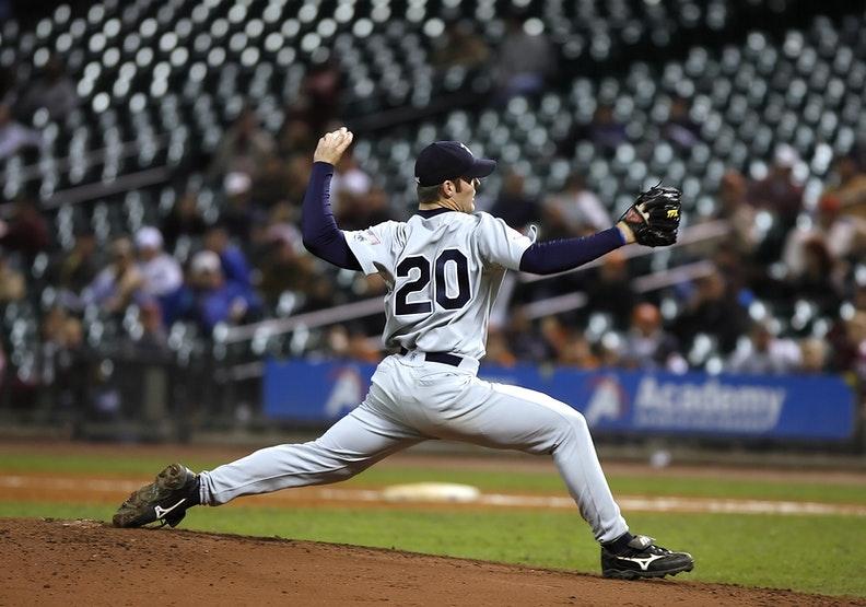 不管如何,美國人需要棒球。圖片來源Pexels