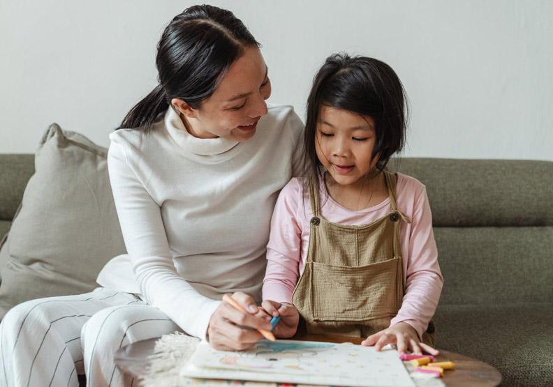 小孩監護權歸屬,其實考慮因素相當多。圖片來自pexels
