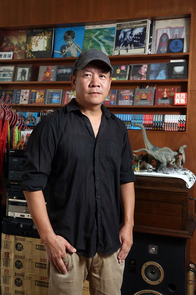 首位入圍葛萊美獎的台灣設計師蕭青陽,多年來一直期待公部門美學更加進化。