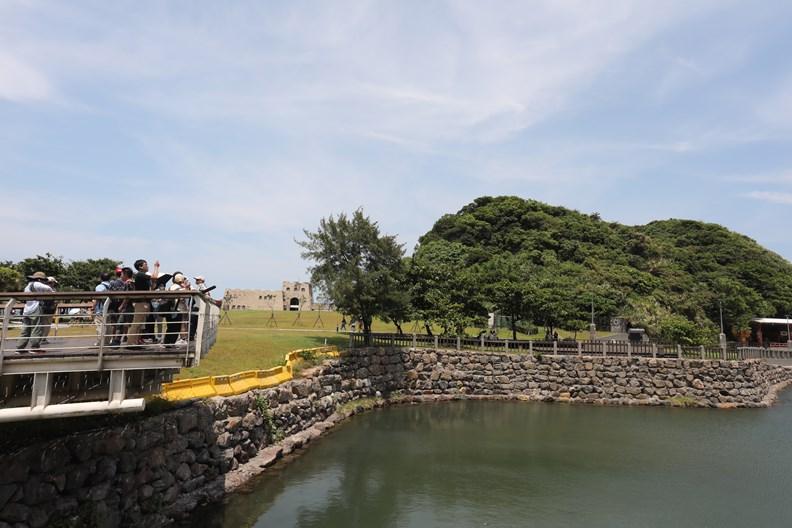 「社寮島」是北台灣最早有西方人足跡的地方。