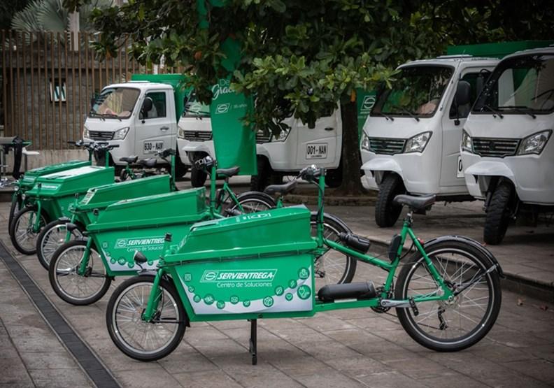 配送車滿街跑的現代城市,亟需導入「生態物流」!