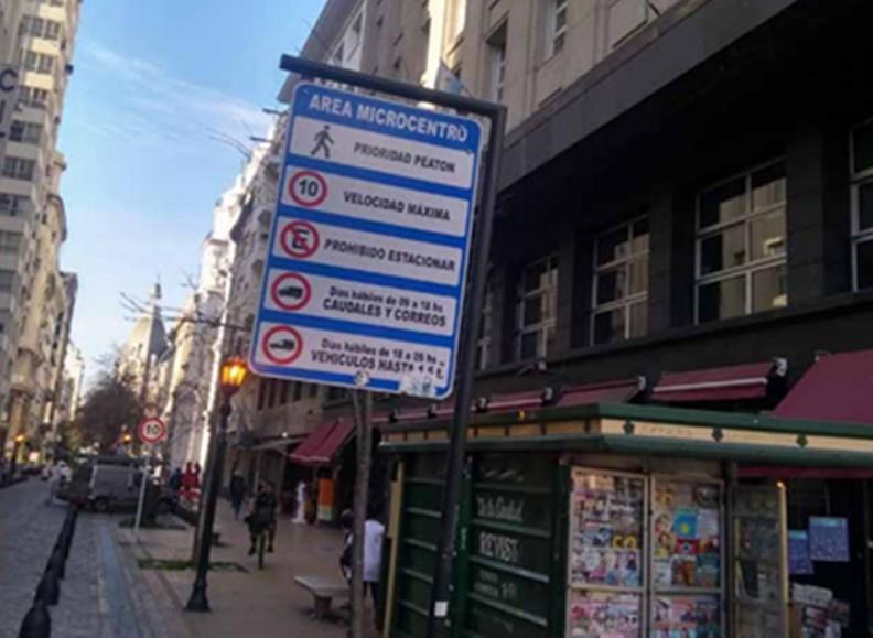 設置空品標準及車輛限行區的管制作法,已被不少城市採用。(圖片提供:ICLEI)