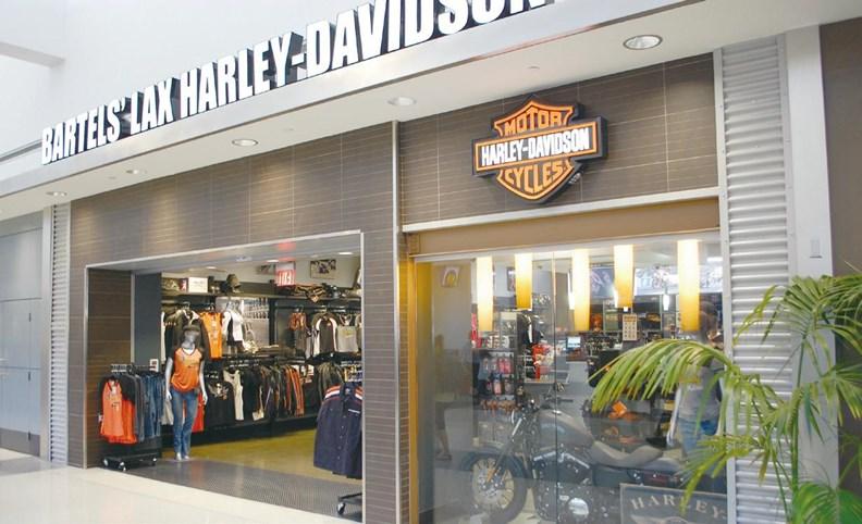 美國另類文化的代表品牌「哈雷」。
